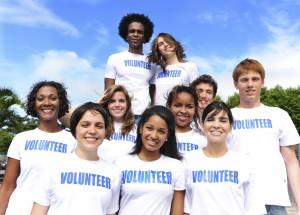 volunteers association managers